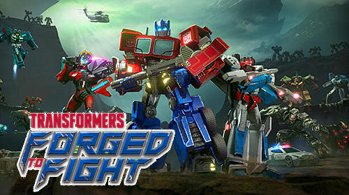 Download Transformers: Forged to fight iPhone Fighting game free.