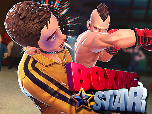 Download Boxing star iPhone game free.