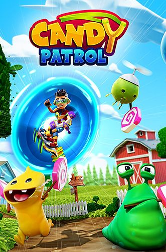 Game Candy patrol: Lollipop defense for iPhone free download.