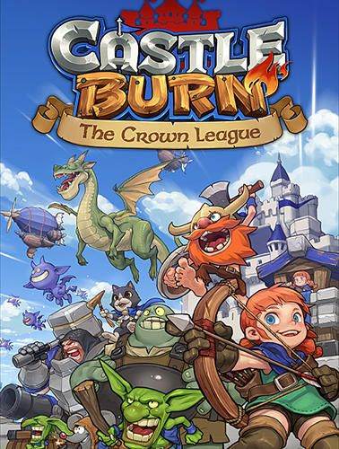 Game Castle burn for iPhone free download.