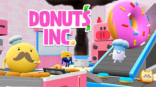 Download Donuts inc. iPhone Simulation game free.