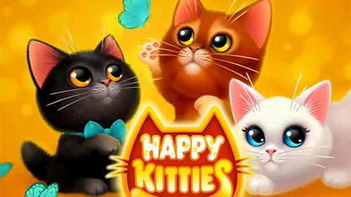 Download Happy kitties iPhone Simulation game free.
