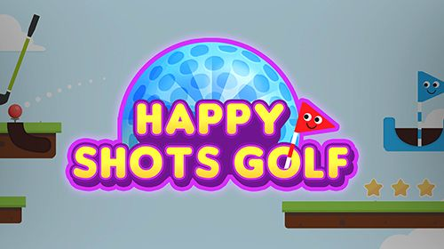 Download Happy shots golf iPhone Logic game free.