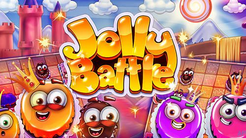 Download Jolly battle iPhone Logic game free.