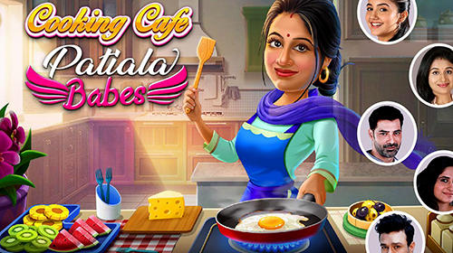 Download Patiala babes: Cooking cafe iPhone game free.