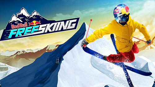 Game Red Bull free skiing for iPhone free download.