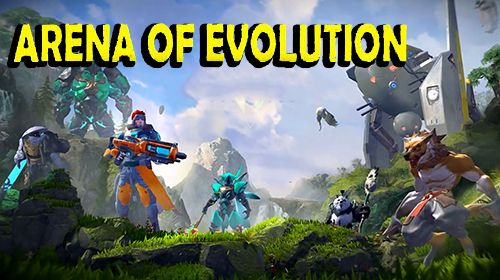 Download Arena of evolution iPhone Online game free.