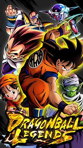 Download Dragon ball: Legends iPhone Online game free.