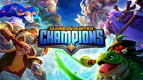 Download Dungeon hunter champions iPhone RPG game free.