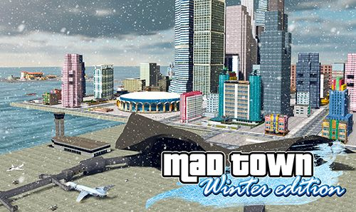 Download Mad town winter edition 2018 iPhone Action game free.