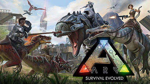 Download Ark: Survival evolved iPhone game free.