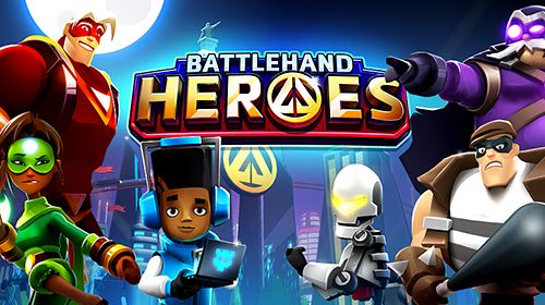 Download Battlehand heroes iPhone RPG game free.