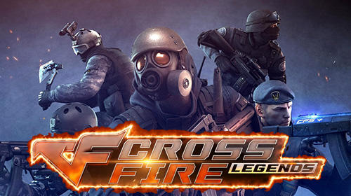 Download Cross fire: Legends iPhone Online game free.