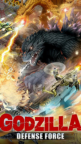 Download Godzilla defense force iPhone Online game free.