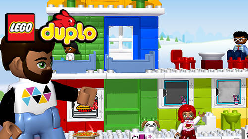 Download LEGO Duplo: Town iPhone game free.