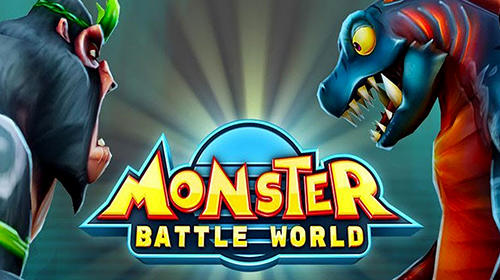 Download Monster battle world iPhone game free.