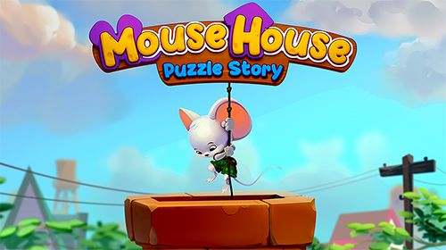 Download Mouse house: Puzzle story iPhone Logic game free.
