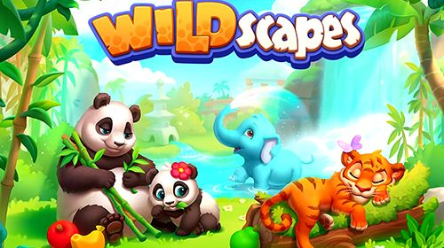 Download Wildscapes iPhone Logic game free.