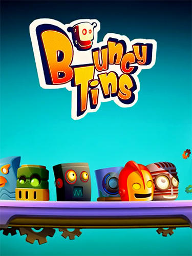 Download Bouncy tins iPhone game free.
