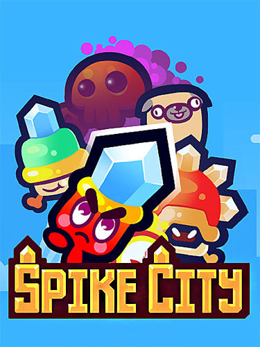 Download Spike City iPhone Arcade game free.
