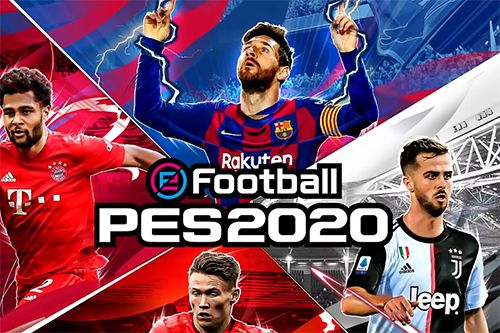 Download eFootball PES 2020 iPhone Online game free.