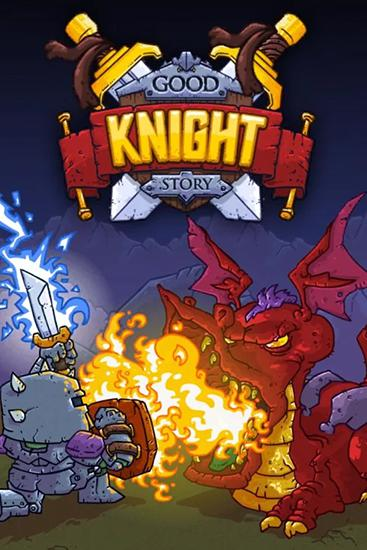 Download Good knight story iPhone Logic game free.