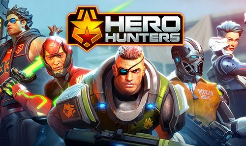 Download Hero hunters iPhone Action game free.