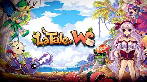 Download LaTale W iPhone Online game free.