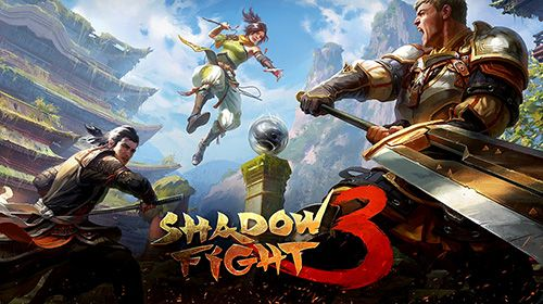 Download Shadow fight 3 iPhone Fighting game free.