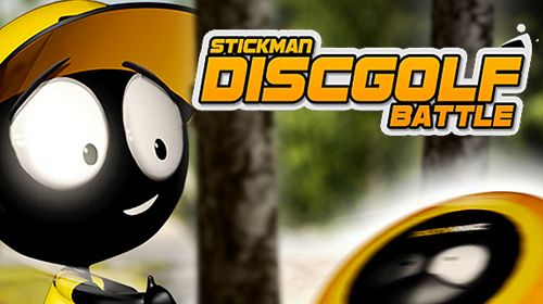Download Stickman disc golf battle iPhone Sports game free.