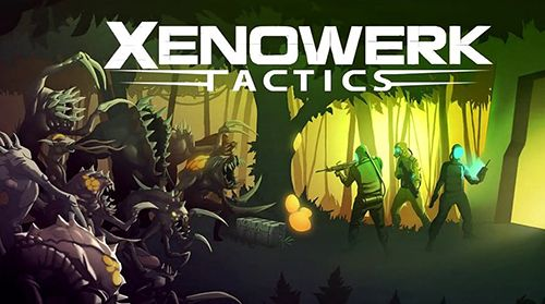 Game Xenowerk tactics for iPhone free download.