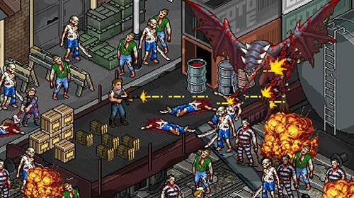 Free Fury survivor: Pixel Z - download for iPhone, iPad and iPod.