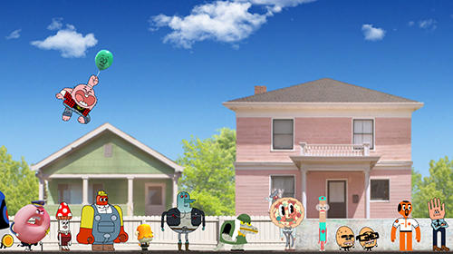 Free Skip-a-head: Gumball - download for iPhone, iPad and iPod.