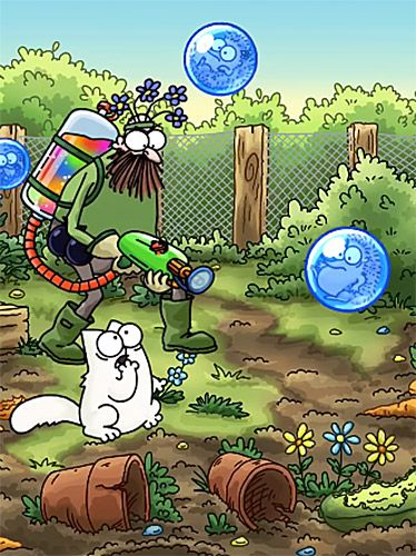 Free Simon's cat: Pop time - download for iPhone, iPad and iPod.