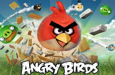 Game Angry Birds for iPhone free download.