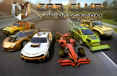 Game Car Club:Tuning Storm for iPhone free download.