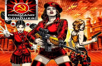 Game Command & Conquer. Red Alert for iPhone free download.