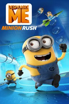 Download Despicable Me: Minion Rush iOS 6.1.6 game free.