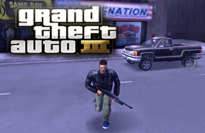 Game Grand Theft Auto 3 for iPhone free download.