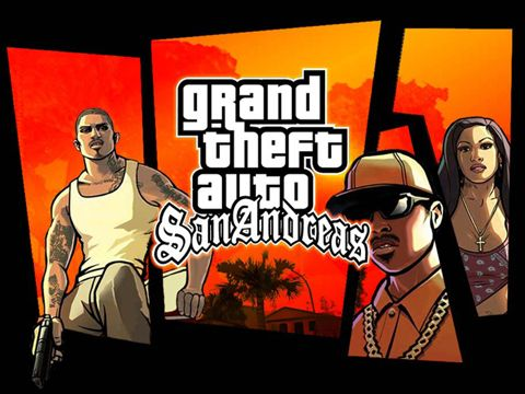 Game Grand Theft Auto: San Andreas for iPhone free download.