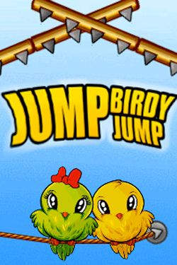 Game Jump Birdy Jump for iPhone free download.