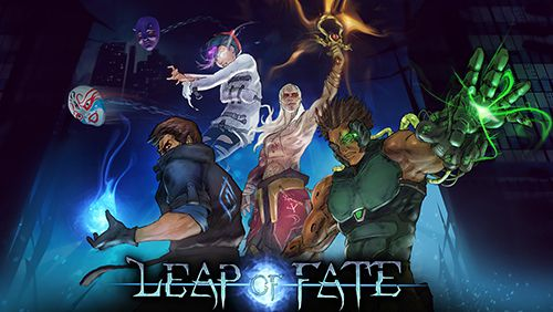 Download Leap of fate iOS 7.1 game free.