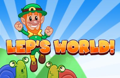 Game Lep's World Plus for iPhone free download.