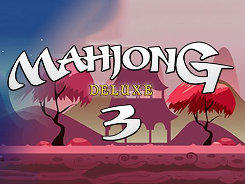 Download Mahjong: Deluxe 3 iOS 9.0 game free.