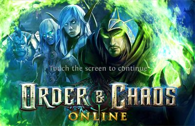 Download Order & Chaos Online iOS 6.1.6 game free.