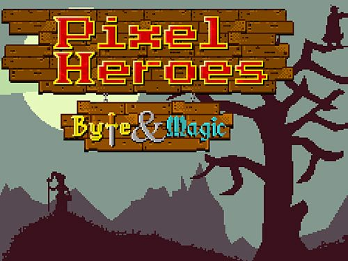 Game Pixel heroes: Byte and magic for iPhone free download.