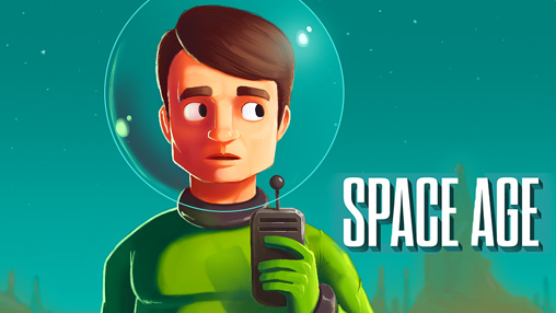 Game Space age for iPhone free download.