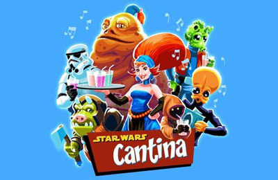 Game Star Wars: Cantina for iPhone free download.