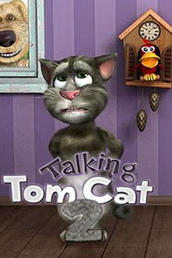 Game Talking Tom Cat 2 for iPhone free download.