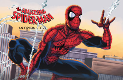Game The Amazing Spider-Man for iPhone free download.